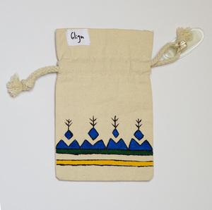 صورة Mini TAHAMA: كيس كانفاس بربطة، حجم صغير