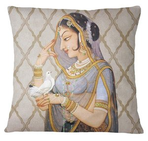 صورة خدادية برسم هندي قديم