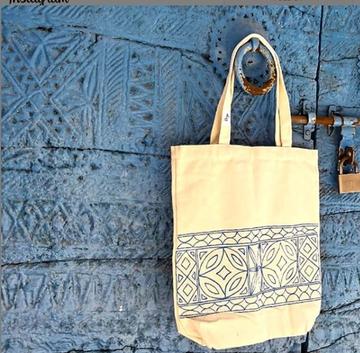صورة JDI: حقيبة تحميل كانفس بالحجم الكبير