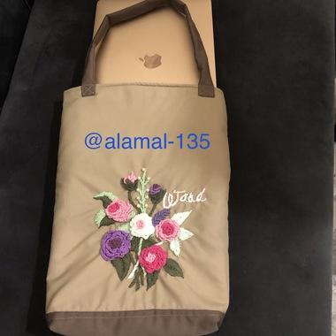 صورة حقيبة  قماش